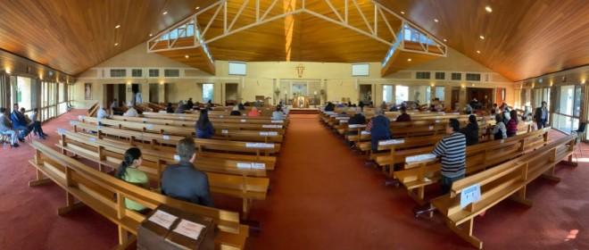 The Dedication Mass 2020