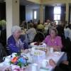 Seniors Afternoon Tea – enjoying the feast!